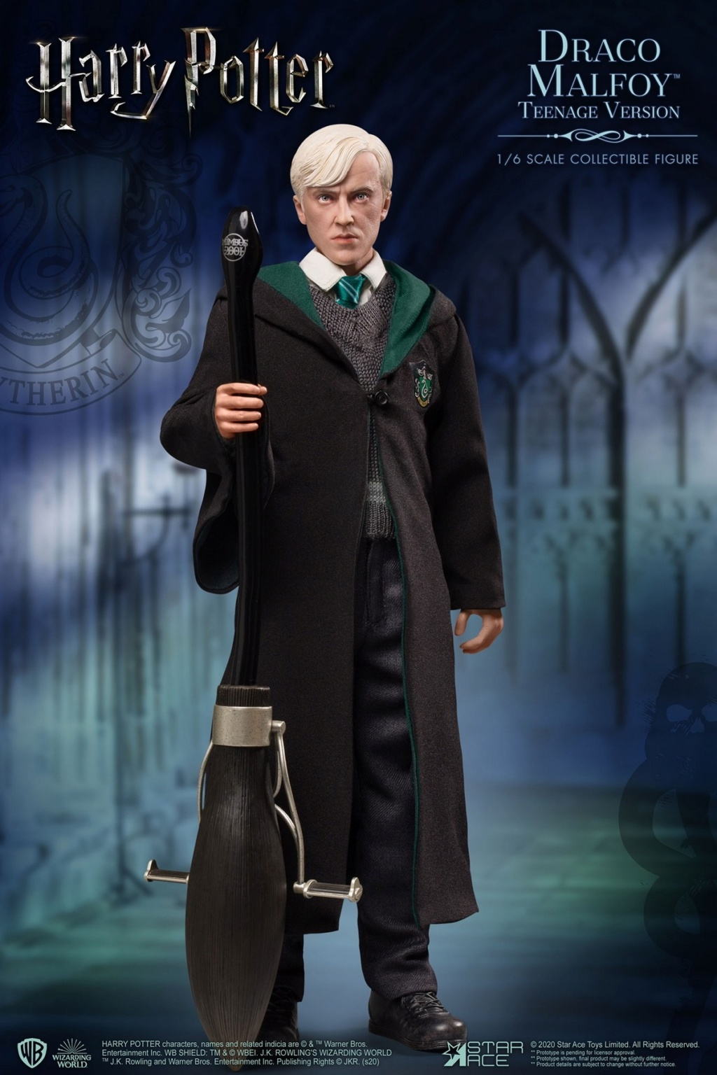 movie - NEW PRODUCT: Star Ace: 1/6 scale Harry Potter - Teen Draco Malfoy (3 versions) C0882410