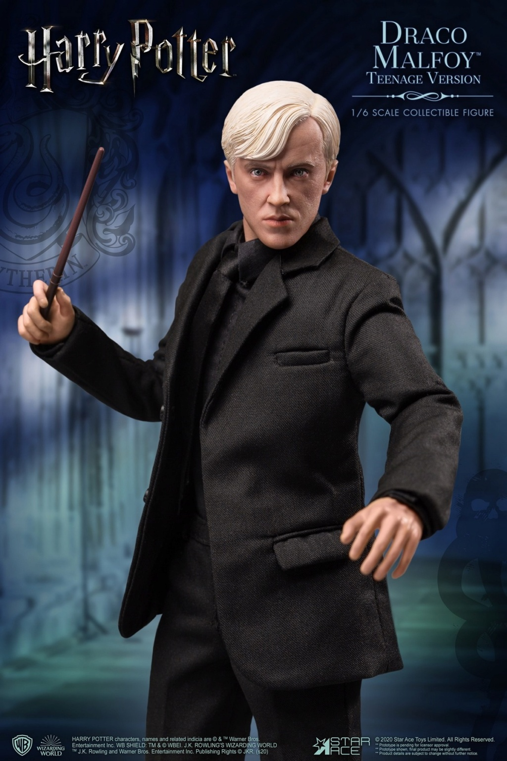 movie - NEW PRODUCT: Star Ace: 1/6 scale Harry Potter - Teen Draco Malfoy (3 versions) C2d96a10
