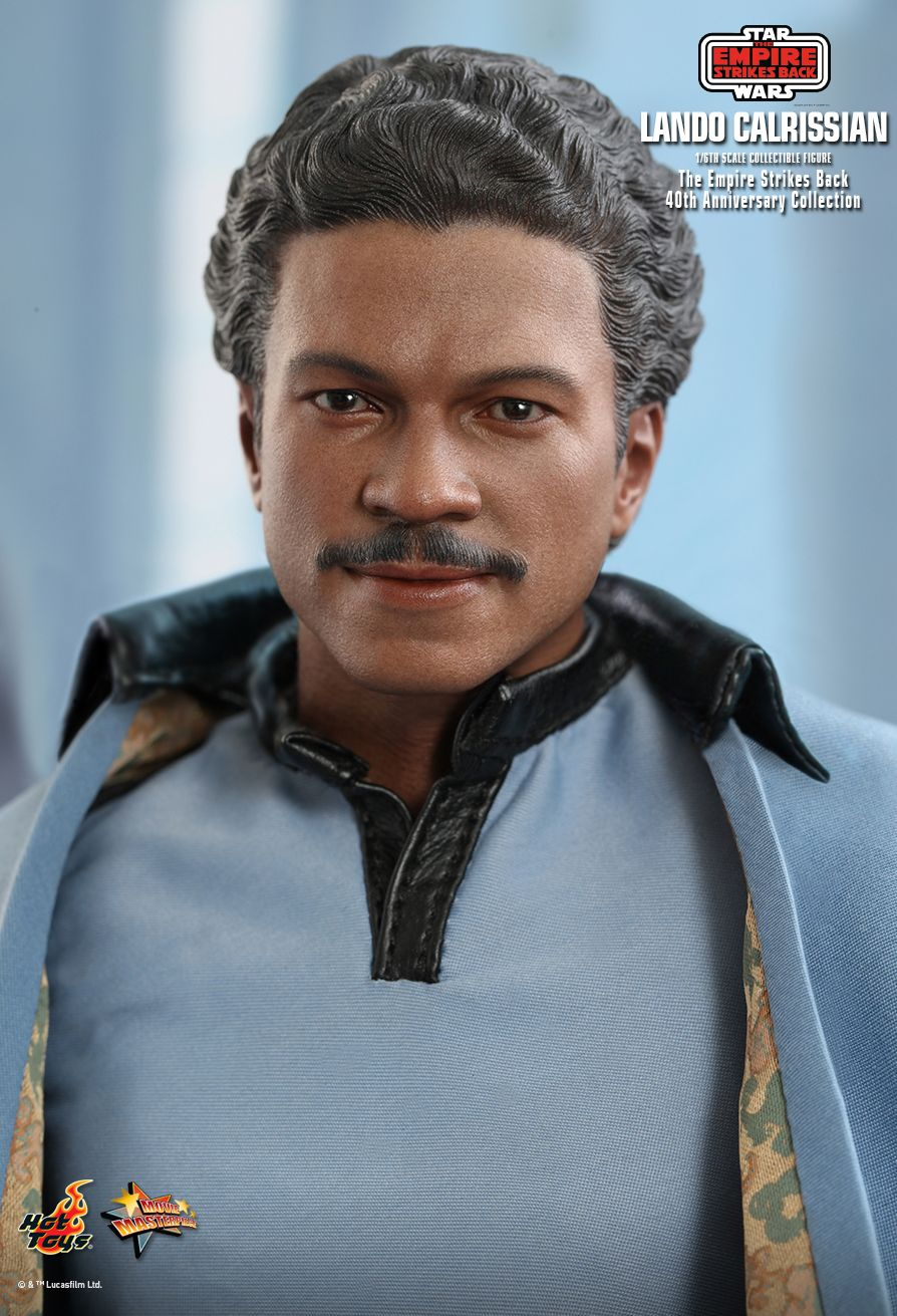 movie - NEW PRODUCT: HOT TOYS: STAR WARS: THE EMPIRE STRIKES BACK™ LANDO CALRISSIAN™ (STAR WARS: THE EMPIRE STRIKES BACK 40TH ANNIVERSARY COLLECTION) 1/6TH SCALE COLLECTIBLE FIGURE C753cb10