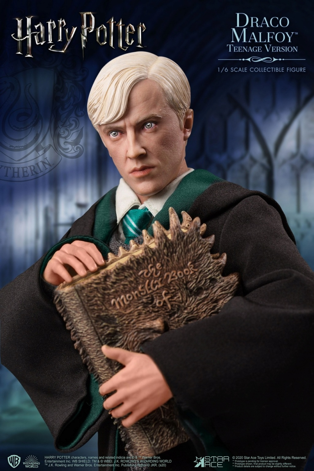 movie - NEW PRODUCT: Star Ace: 1/6 scale Harry Potter - Teen Draco Malfoy (3 versions) Cbd4e010