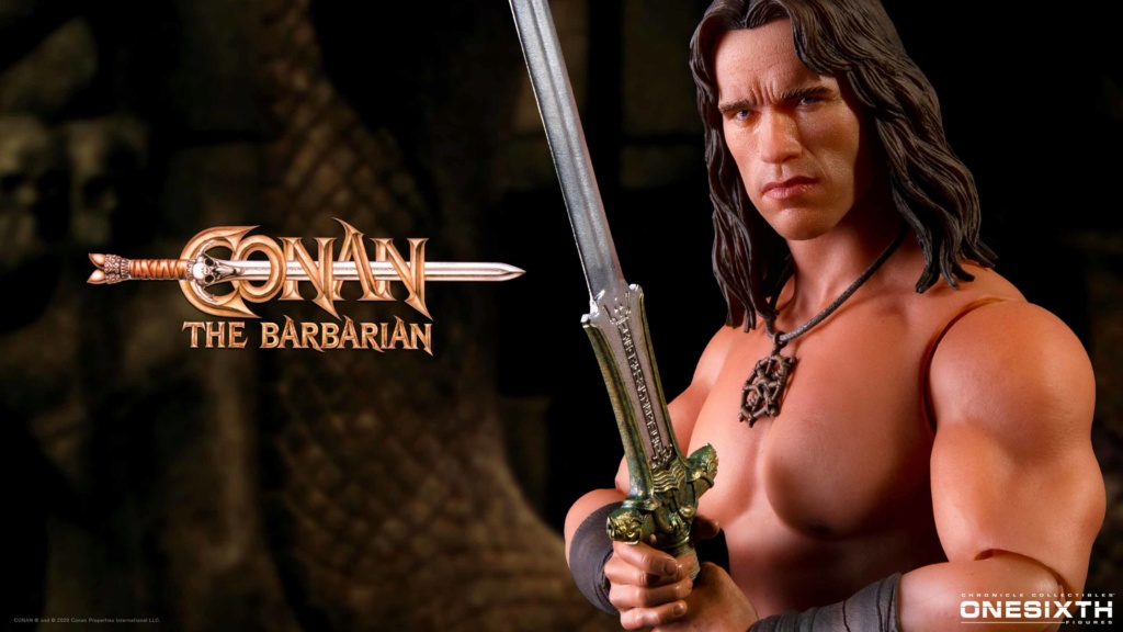 NEW PRODUCT: Chronicle Collectibles: OneSixth Conan the Barbarian Figure Chroni10