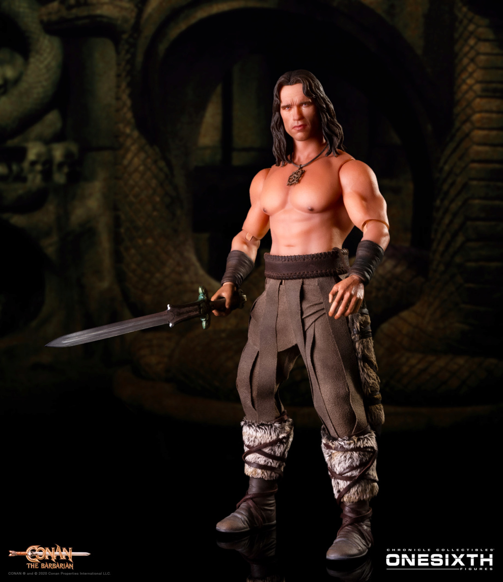 NEW PRODUCT: Chronicle Collectibles: OneSixth Conan the Barbarian Figure Chroni12
