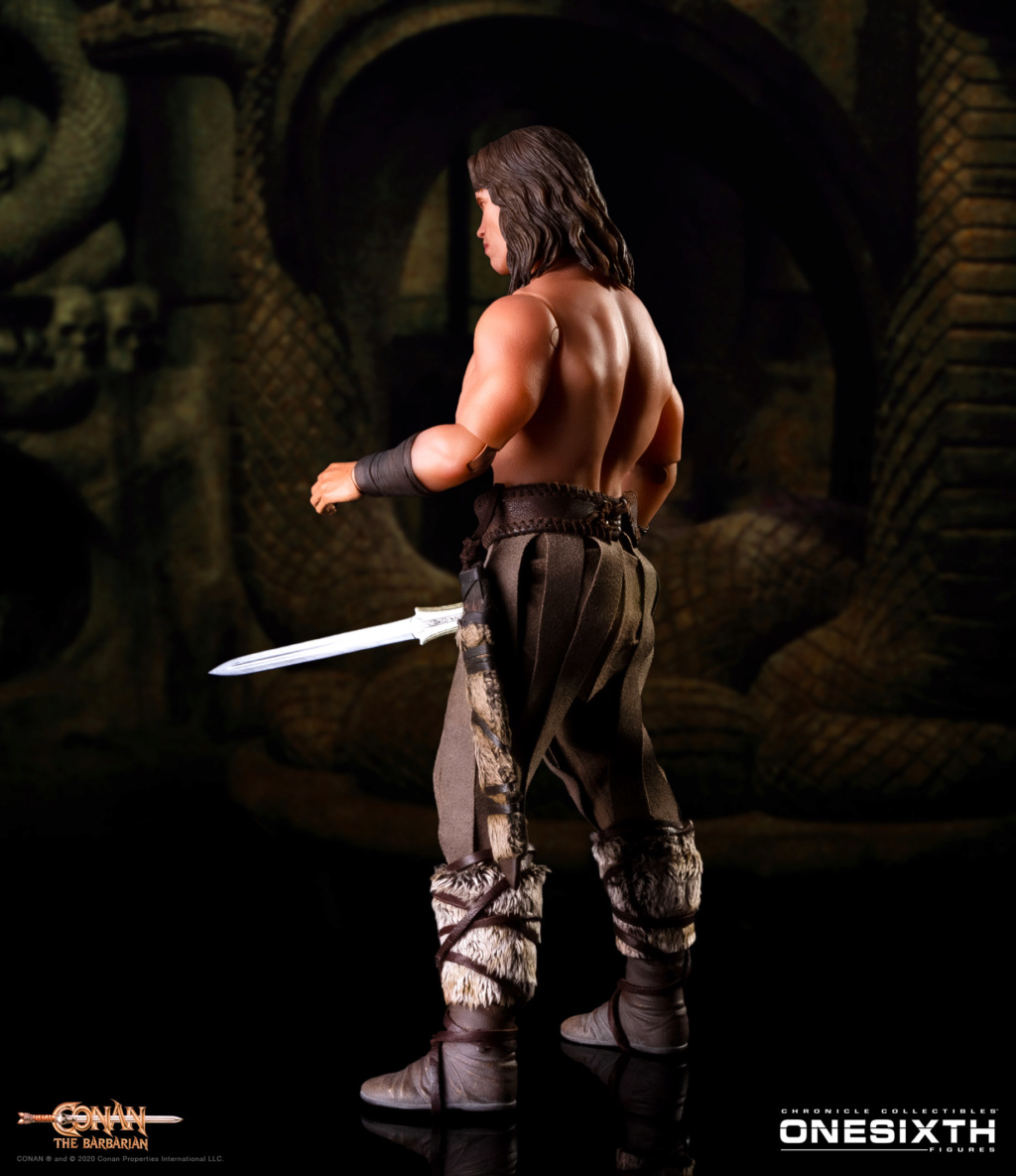 NEW PRODUCT: Chronicle Collectibles: OneSixth Conan the Barbarian Figure Chroni13
