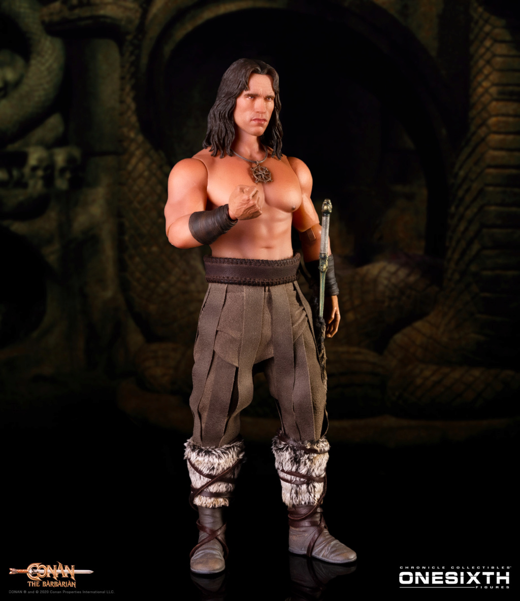 NEW PRODUCT: Chronicle Collectibles: OneSixth Conan the Barbarian Figure Chroni14