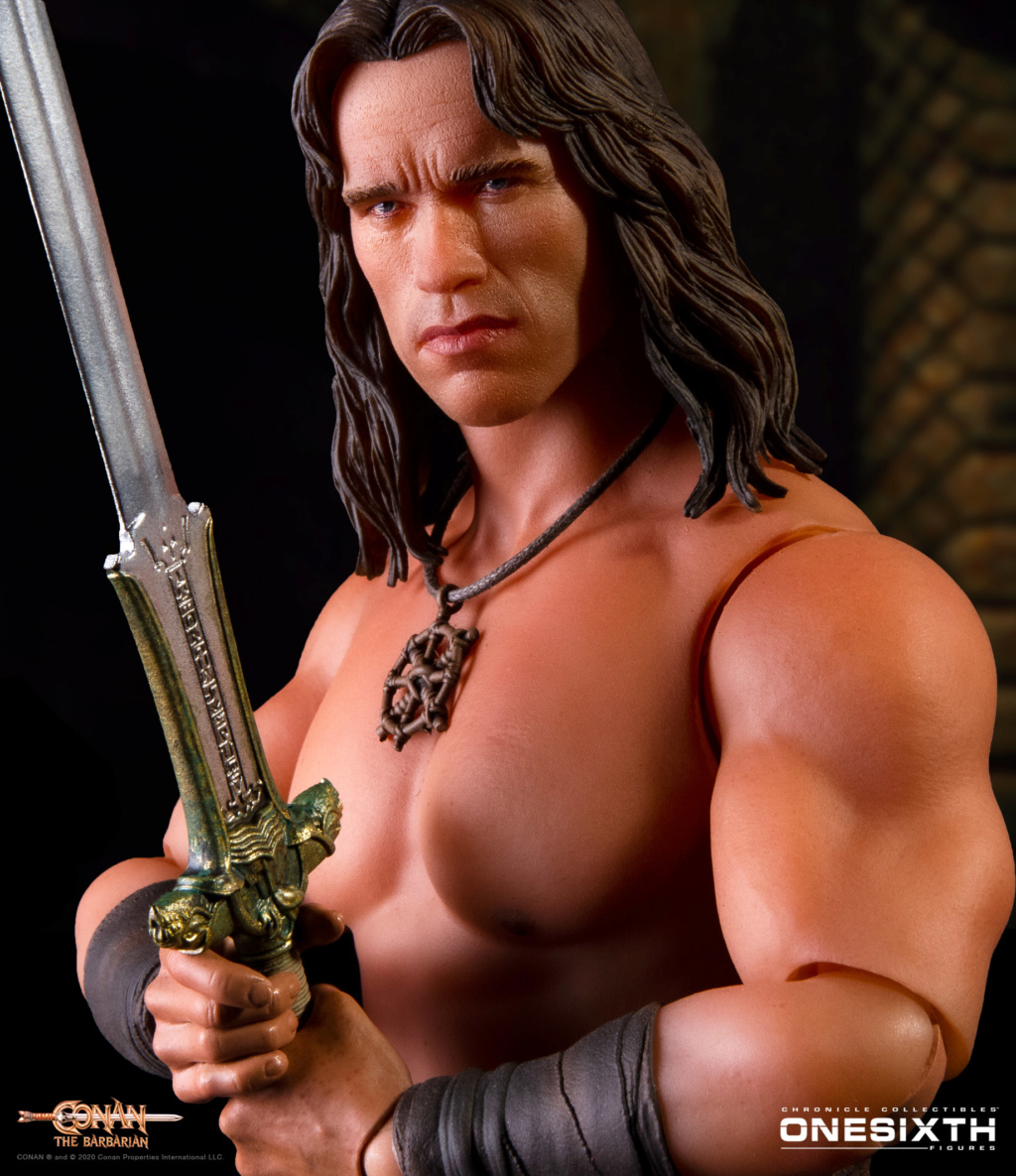 NEW PRODUCT: Chronicle Collectibles: OneSixth Conan the Barbarian Figure Chroni15