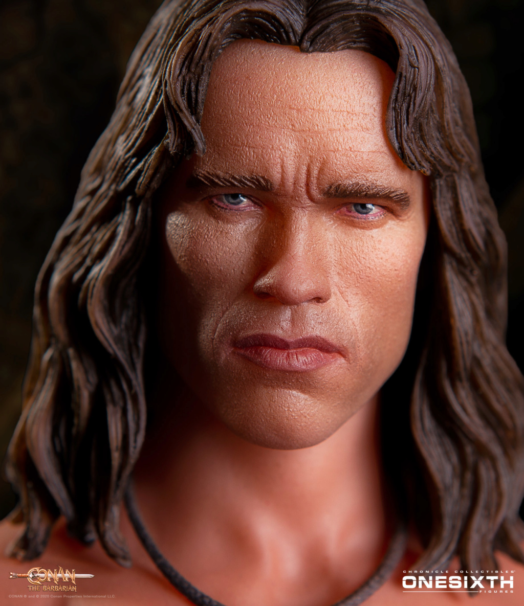 NEW PRODUCT: Chronicle Collectibles: OneSixth Conan the Barbarian Figure Chroni20