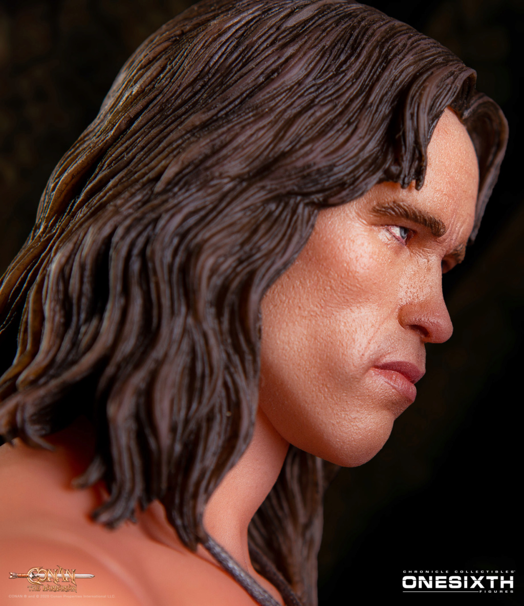 NEW PRODUCT: Chronicle Collectibles: OneSixth Conan the Barbarian Figure Chroni21
