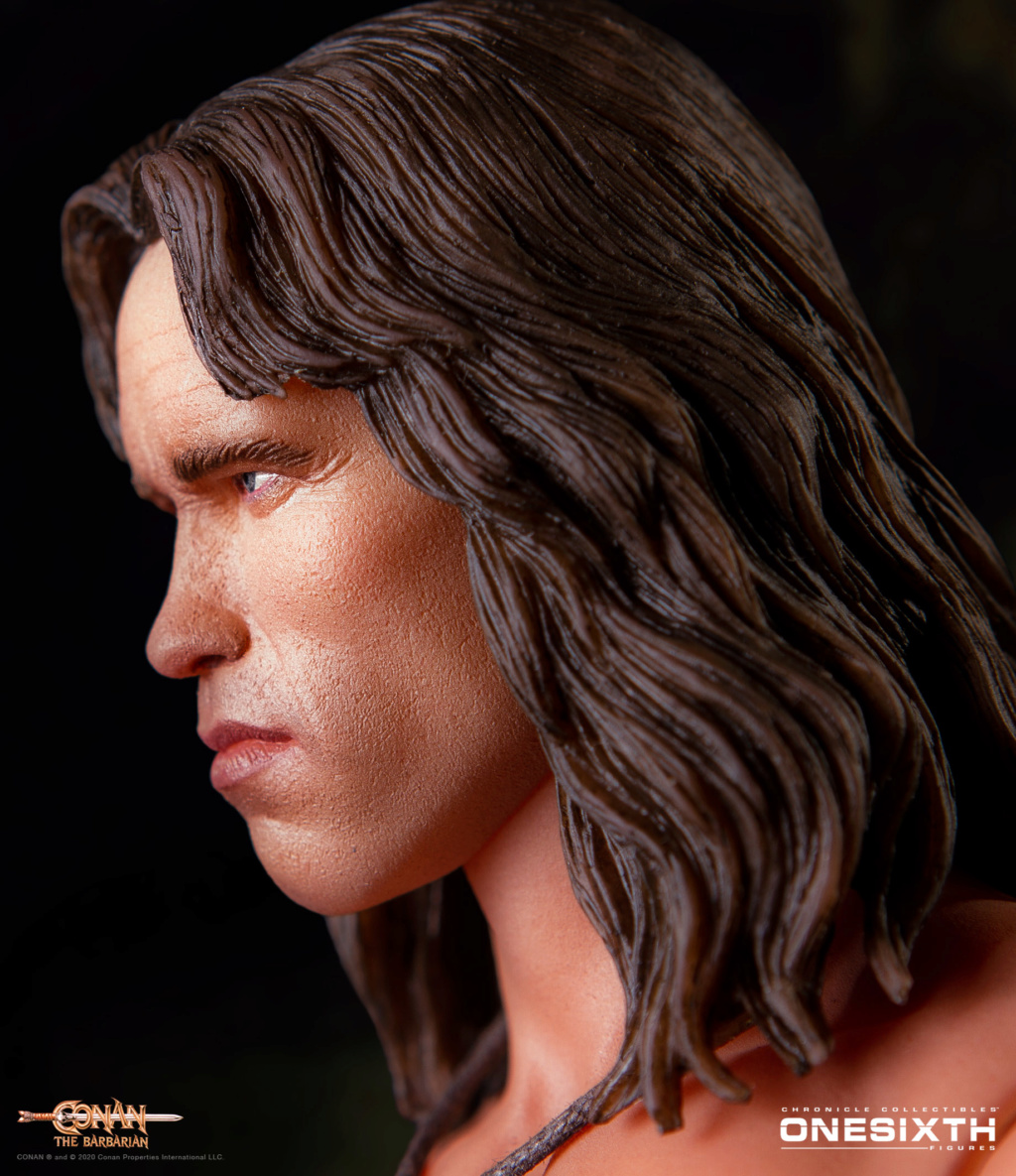 NEW PRODUCT: Chronicle Collectibles: OneSixth Conan the Barbarian Figure Chroni22