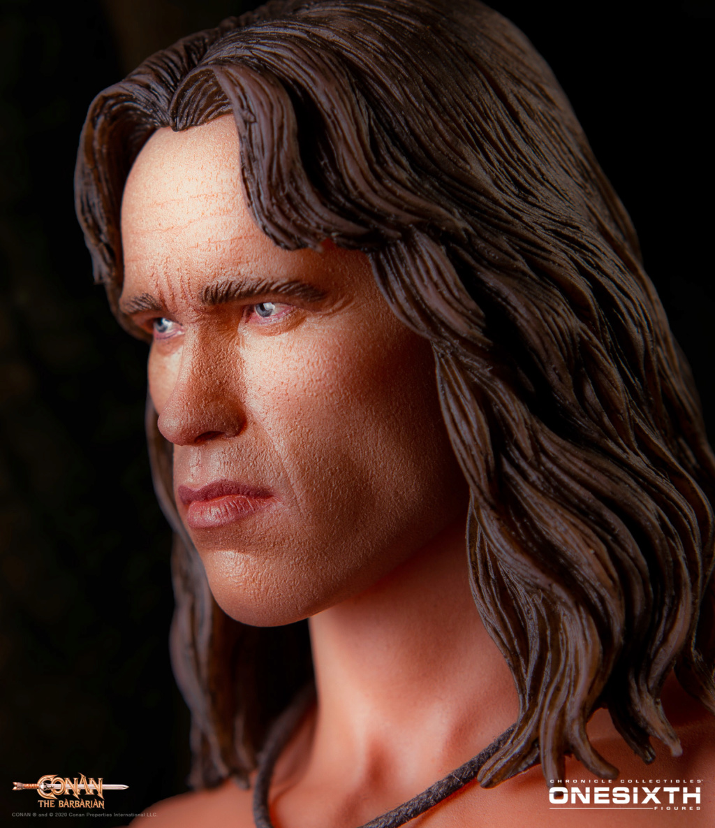 NEW PRODUCT: Chronicle Collectibles: OneSixth Conan the Barbarian Figure Chroni23