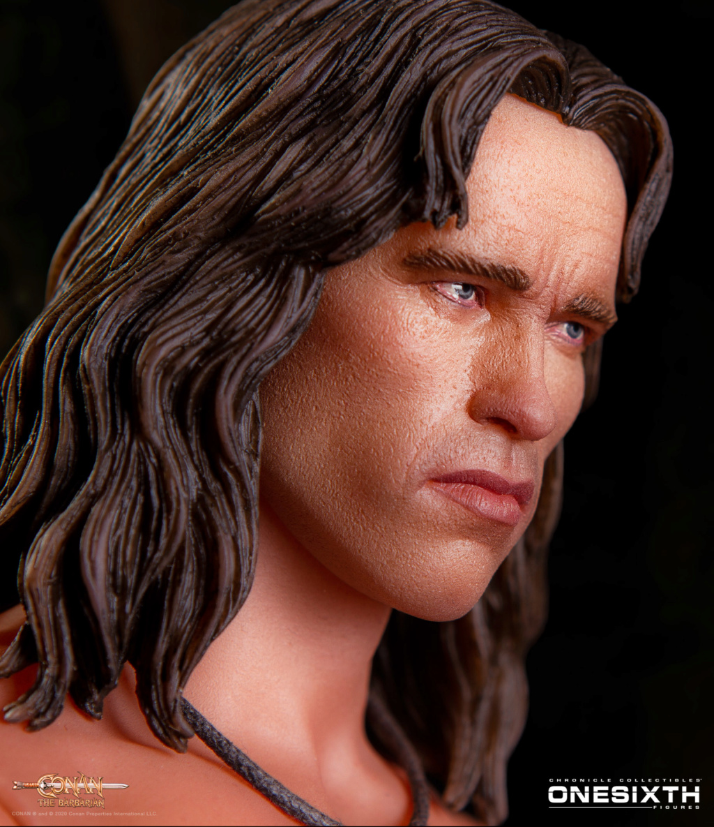 NEW PRODUCT: Chronicle Collectibles: OneSixth Conan the Barbarian Figure Chroni24
