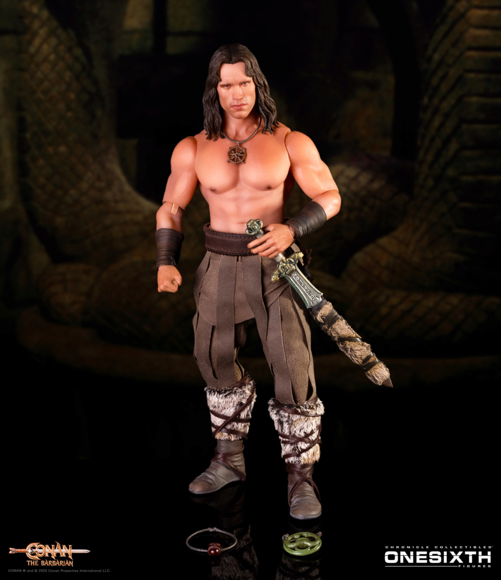 NEW PRODUCT: Chronicle Collectibles: OneSixth Conan the Barbarian Figure Chroni25