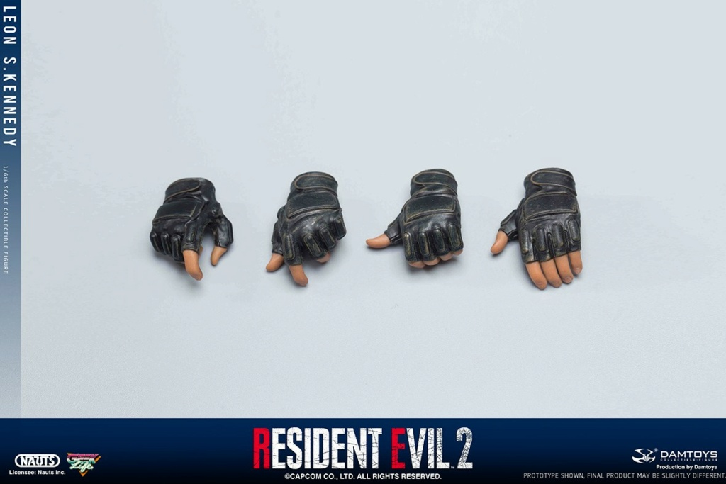 "Sci-Fi - NEW PRODUCT: NAUTS & DAMTOYS: 1/6 ""Resident Evil 2""-LEON S.KENNEDY/Lyon S. Kennedy remake #DMS030  Dcbe7310"