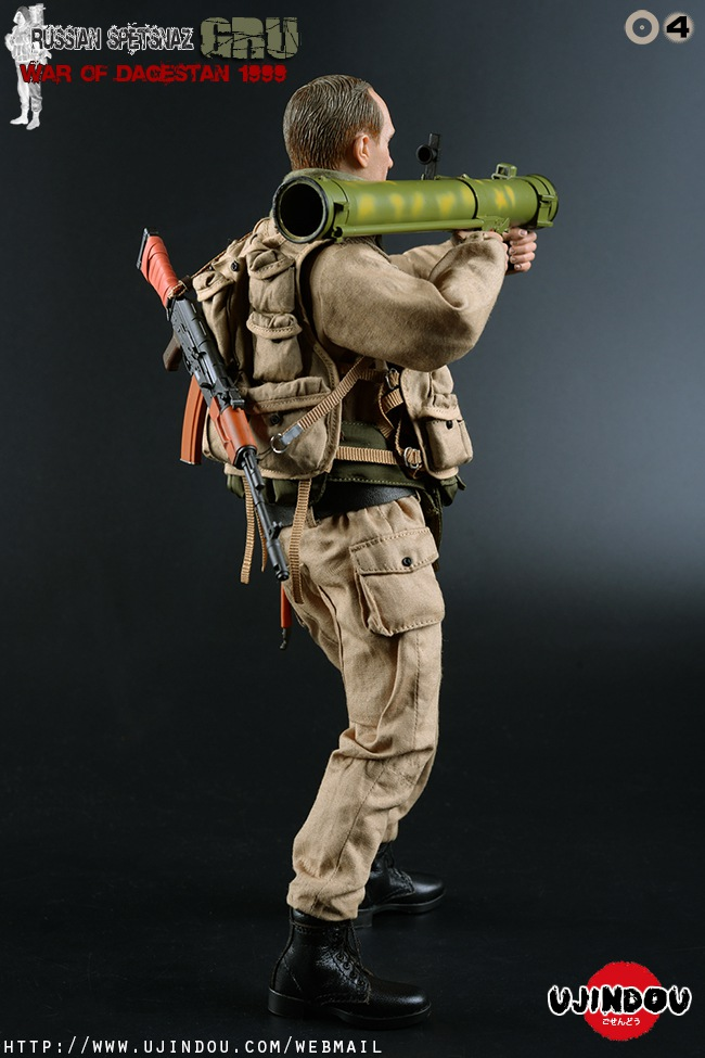 UJINDOU -  NEW PRODUCT: UJINDOU: 1/6 Russian Special Forces-Dagestan War 1999 #UD9004 [Update and update] Dd2fb310
