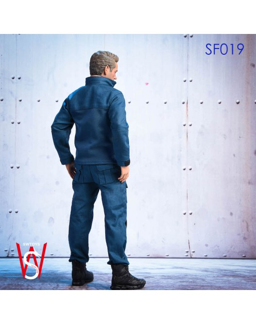 SWToys - NEW PRODUCT: Swtoys FS019 1/6 Scale A Man Figure Dsc_1513