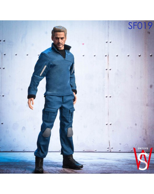 SWToys - NEW PRODUCT: Swtoys FS019 1/6 Scale A Man Figure Dsc_1514
