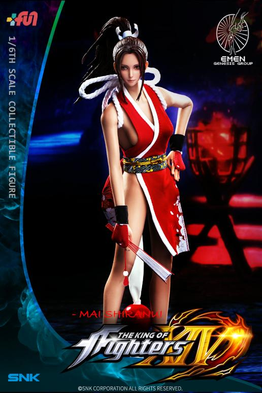 Topics tagged under maishiranui on OneSixthFigures E3836410