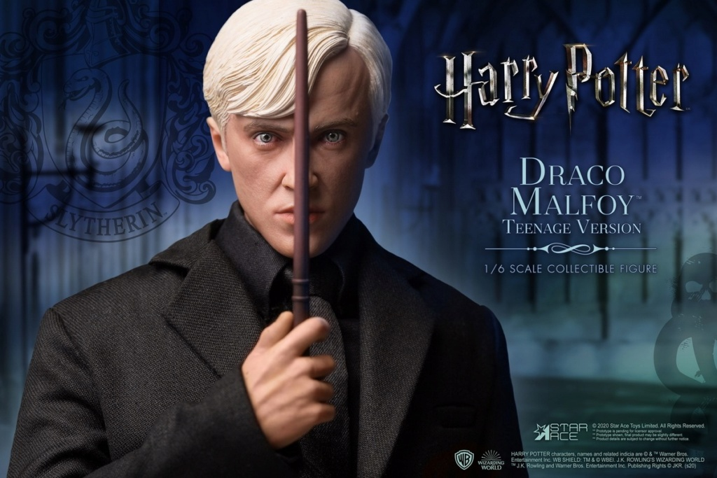 movie - NEW PRODUCT: Star Ace: 1/6 scale Harry Potter - Teen Draco Malfoy (3 versions) E59b3f10