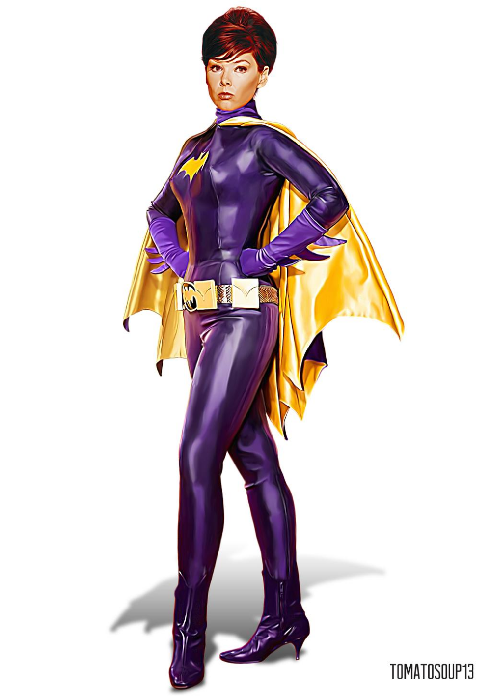 Batman - NEW PRODUCT: HOT TOYS: BATMAN: ARKHAM KNIGHT BATGIRL 1/6TH SCALE COLLECTIBLE FIGURE Eb20b810