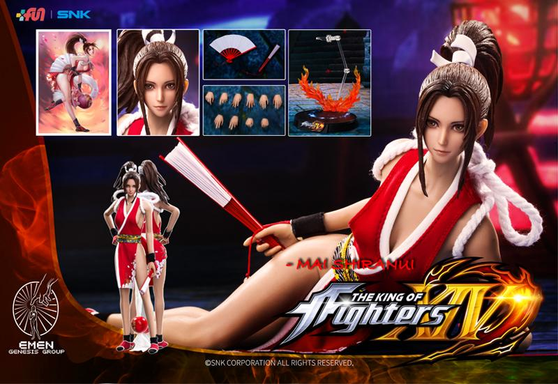 Topics tagged under maishiranui on OneSixthFigures Ec7de210