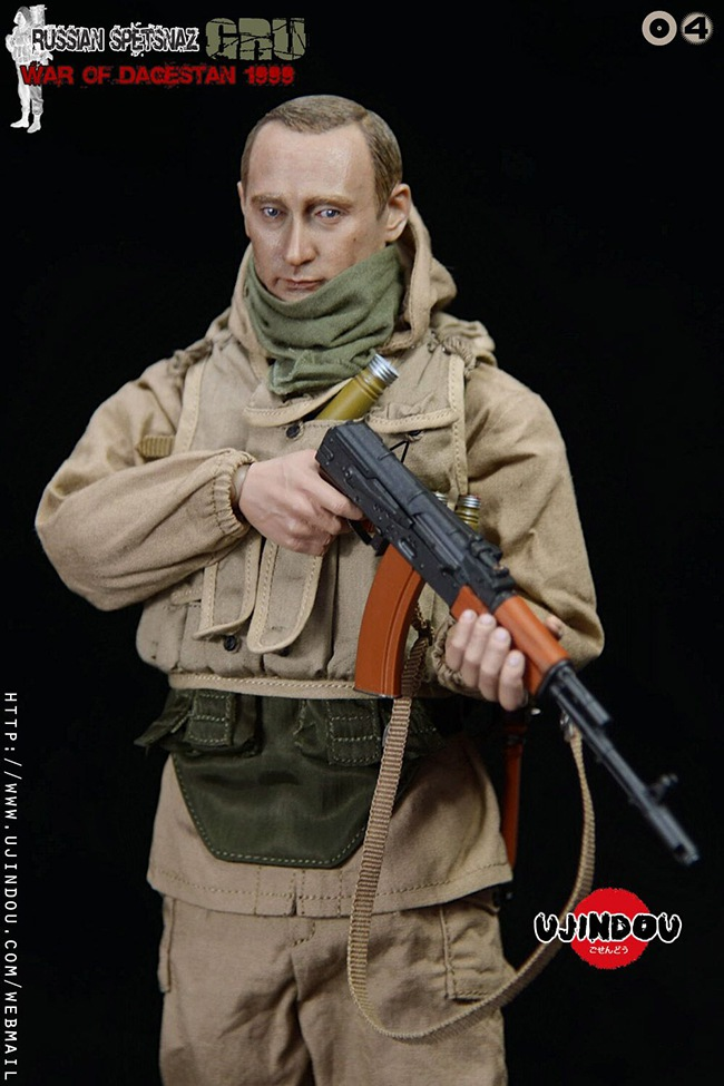 UJINDOU -  NEW PRODUCT: UJINDOU: 1/6 Russian Special Forces-Dagestan War 1999 #UD9004 [Update and update] Ee54d510