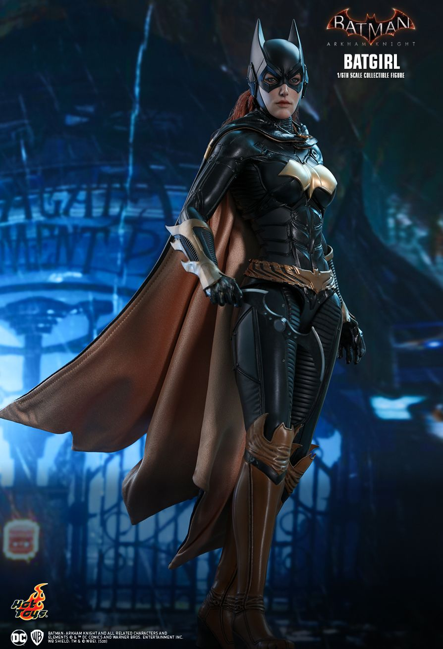 batman - NEW PRODUCT: HOT TOYS: BATMAN: ARKHAM KNIGHT BATGIRL 1/6TH SCALE COLLECTIBLE FIGURE Ef668c10