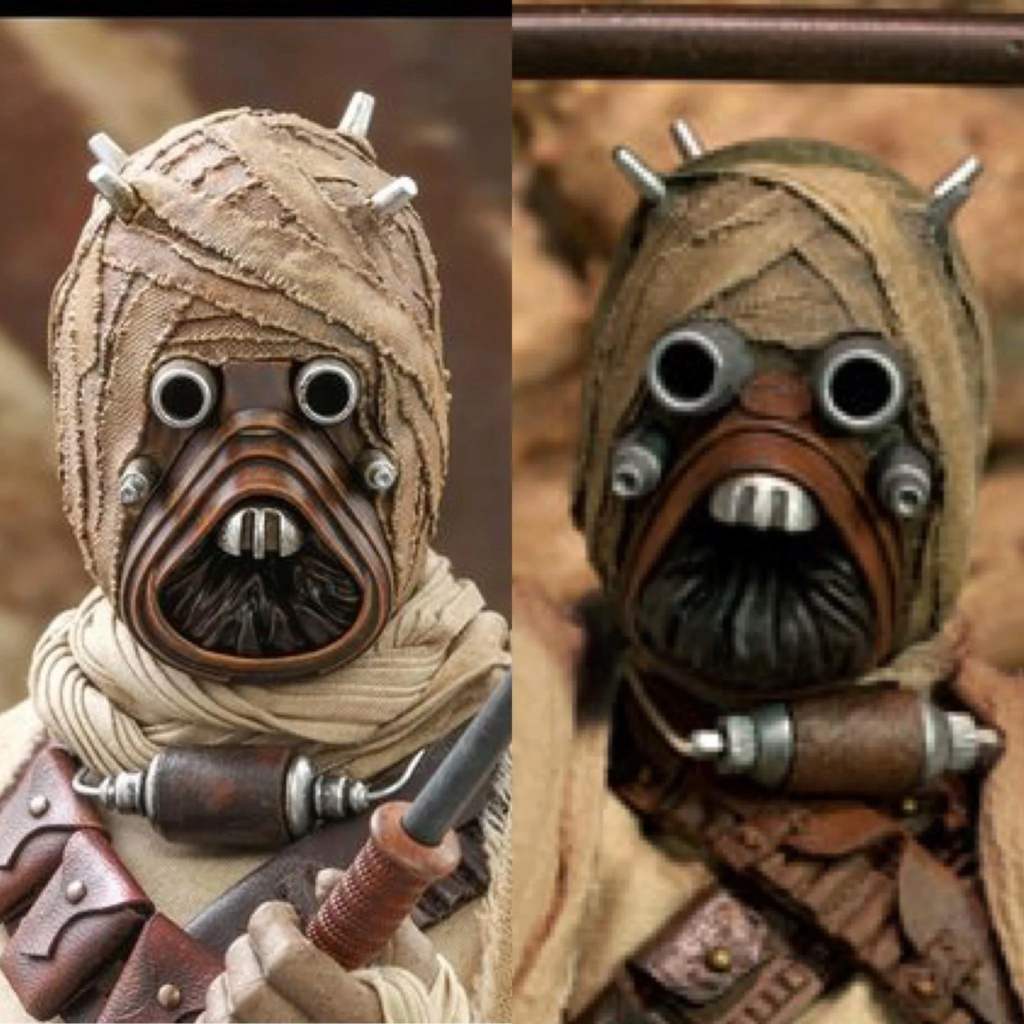 Sci-Fi - NEW PRODUCT: HOT TOYS: THE MANDALORIAN™ TUSKEN RAIDER™ 1/6TH SCALE COLLECTIBLE FIGURE F0c23d10