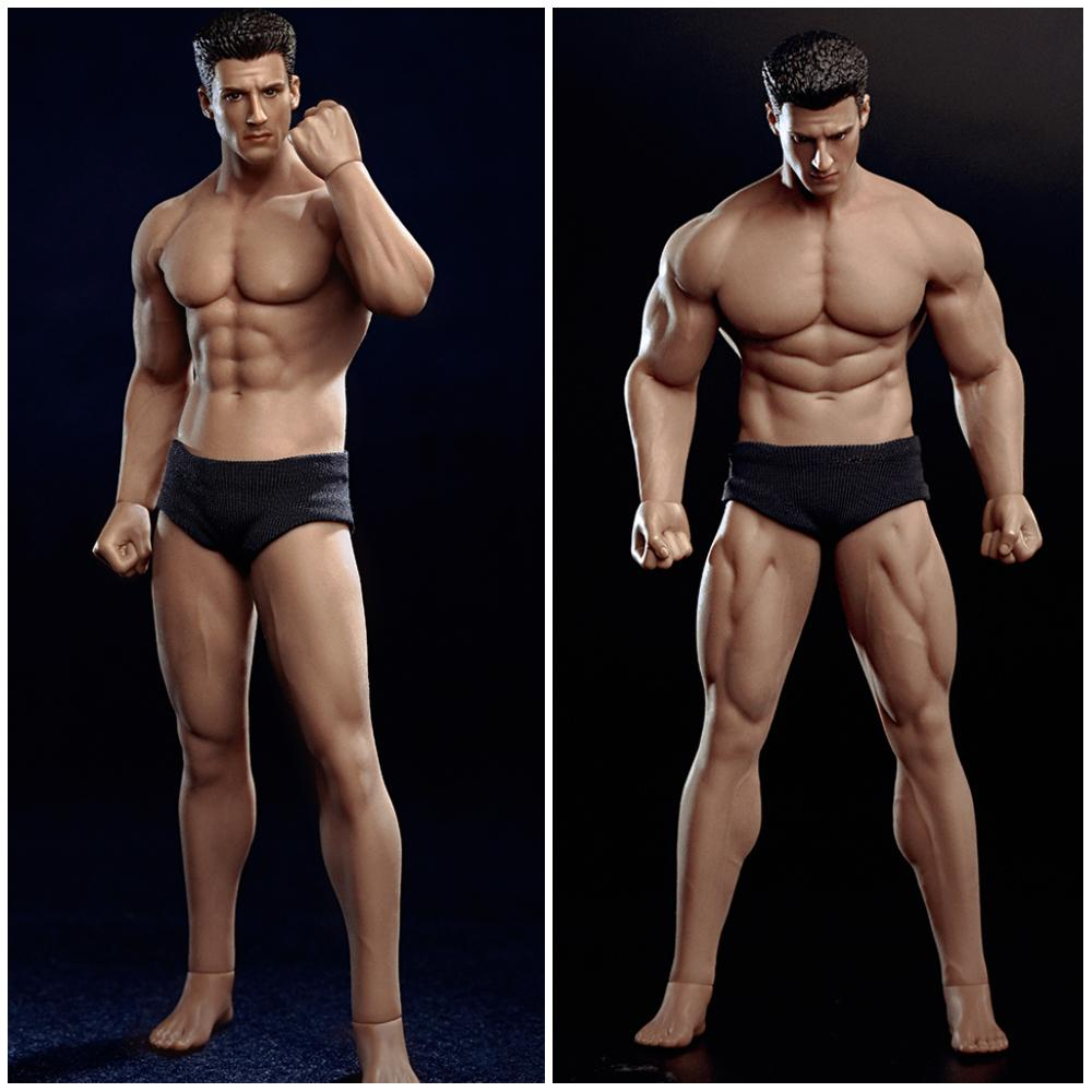 NEW PRODUCT: TBLeague: 1/12 Male Body PH2019-TM01A B 6IN Action Figure F SHFiguart #Suntan F1581b10