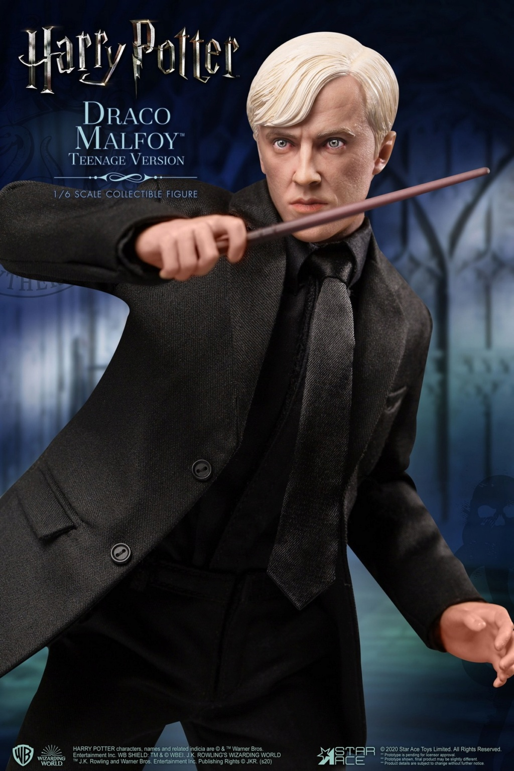 movie - NEW PRODUCT: Star Ace: 1/6 scale Harry Potter - Teen Draco Malfoy (3 versions) F335ad10
