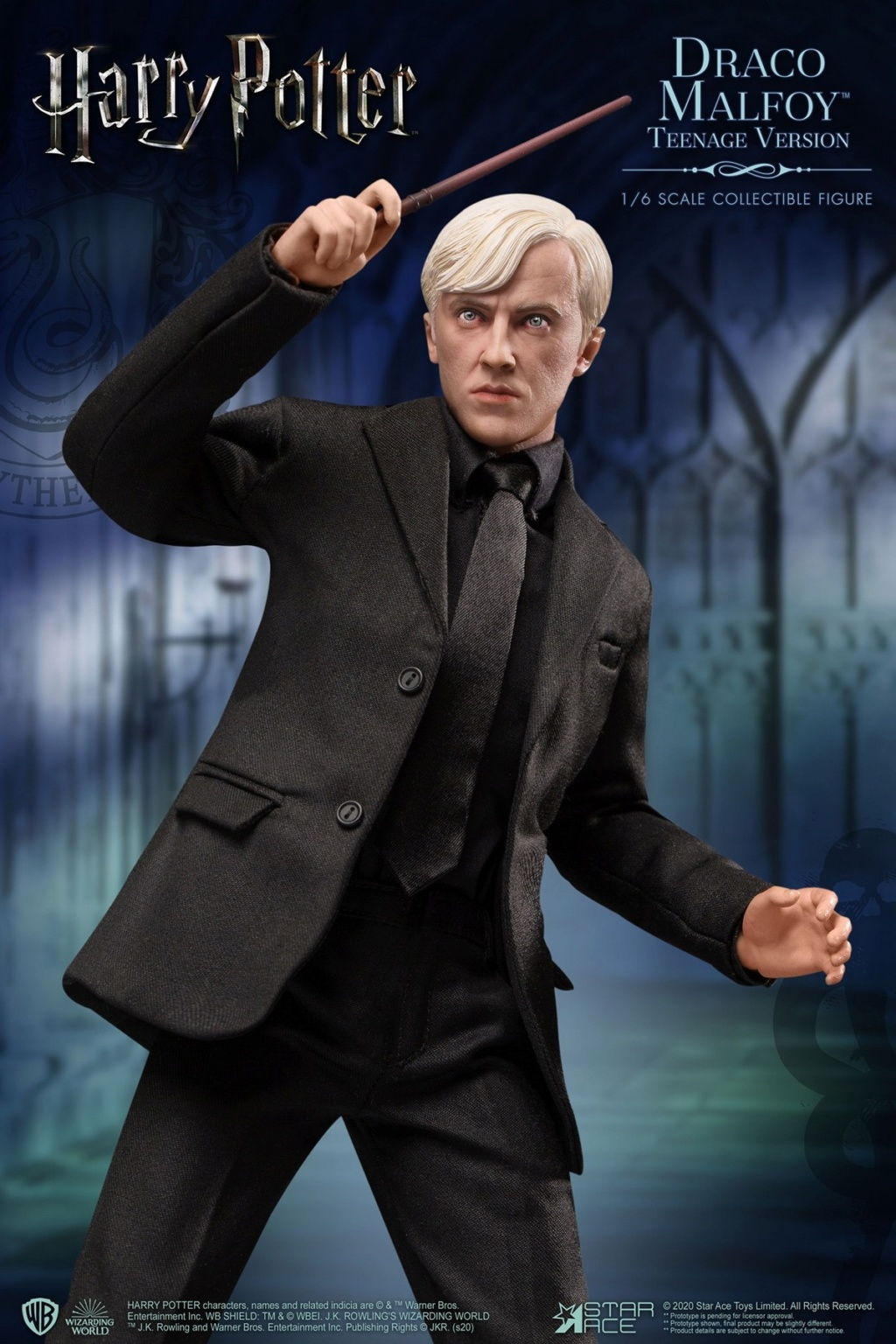 movie - NEW PRODUCT: Star Ace: 1/6 scale Harry Potter - Teen Draco Malfoy (3 versions) Fc904110