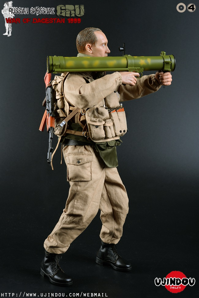 UJINDOU -  NEW PRODUCT: UJINDOU: 1/6 Russian Special Forces-Dagestan War 1999 #UD9004 [Update and update] Fd26ca10