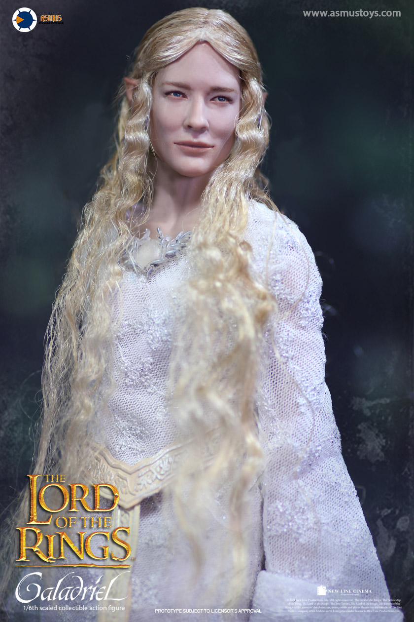 Galadriel - NEW PRODUCT: Asmus Collectibles: 1/6 scale The Lord of the Rings: Galadriel Gl001a10