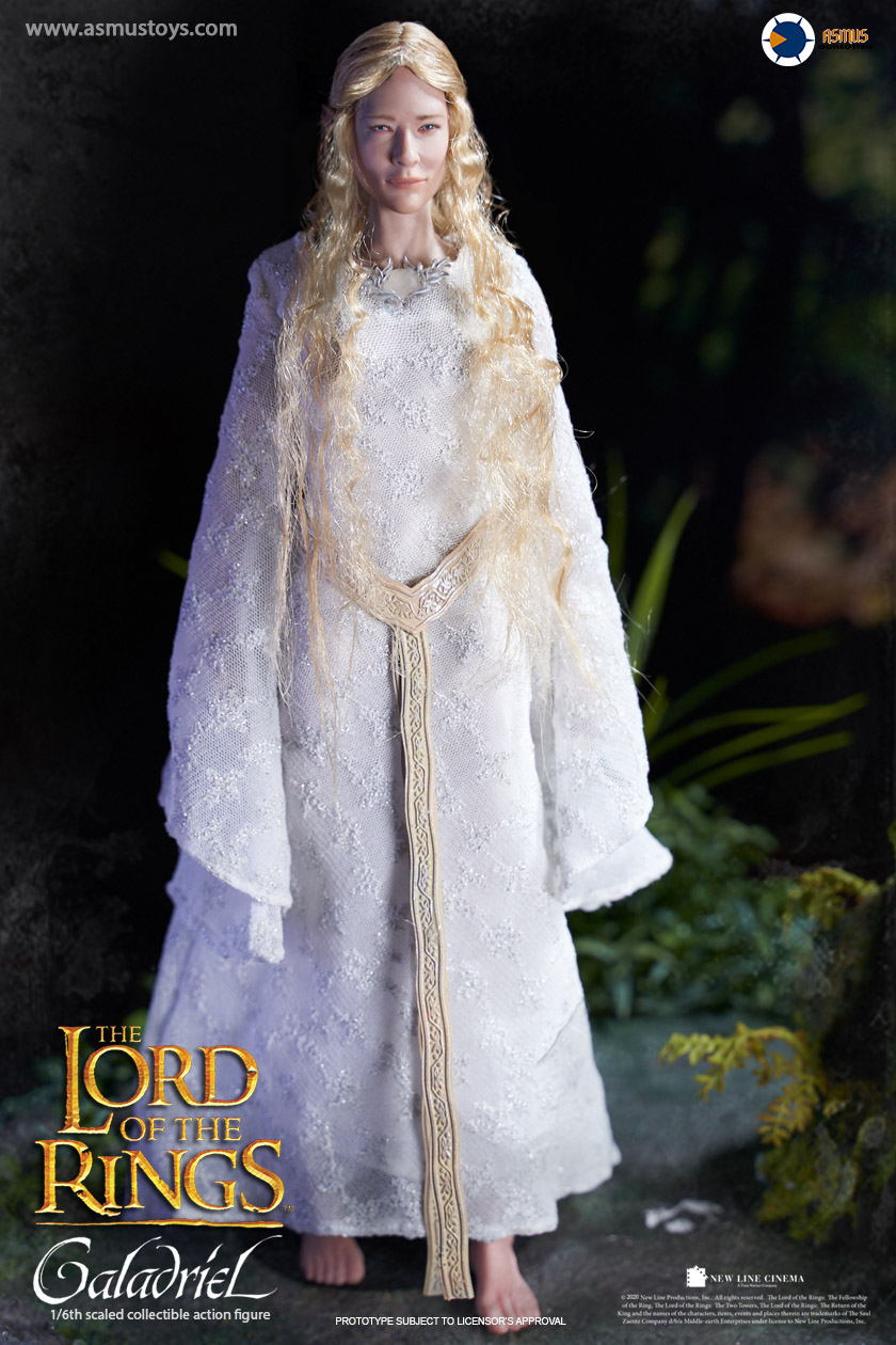 Galadriel - NEW PRODUCT: Asmus Collectibles: 1/6 scale The Lord of the Rings: Galadriel Gl04a10