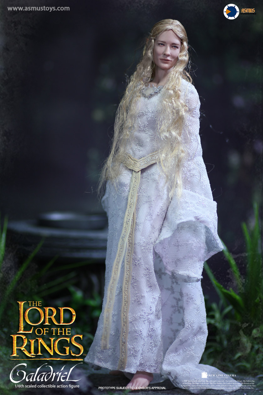 Galadriel - NEW PRODUCT: Asmus Collectibles: 1/6 scale The Lord of the Rings: Galadriel Gl09a10