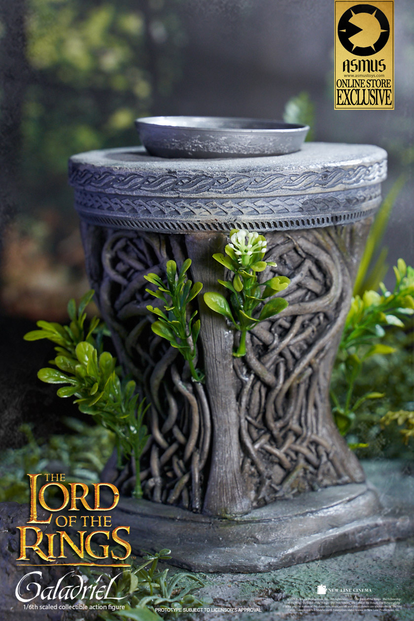 Galadriel - NEW PRODUCT: Asmus Collectibles: 1/6 scale The Lord of the Rings: Galadriel Glh07a10
