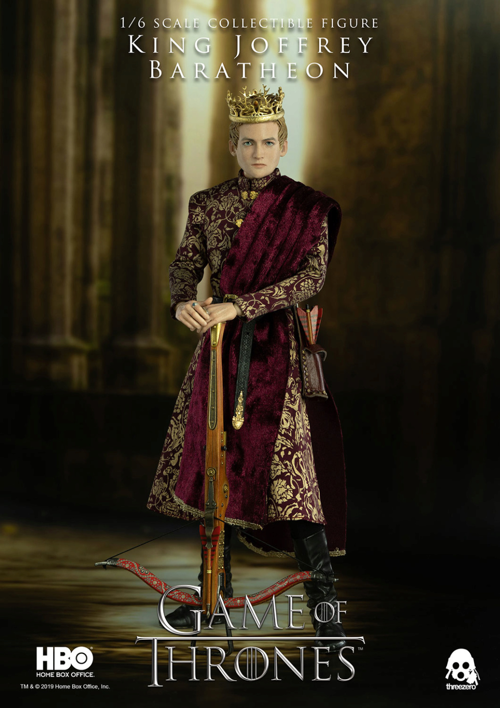 TVShow - NEW PRODUCT: ThreeZero: 1/6 scale Game of Thrones – King Joffrey Baratheon (Standard edition) & (Deluxe Edition) (UPDATED) Got_kj11