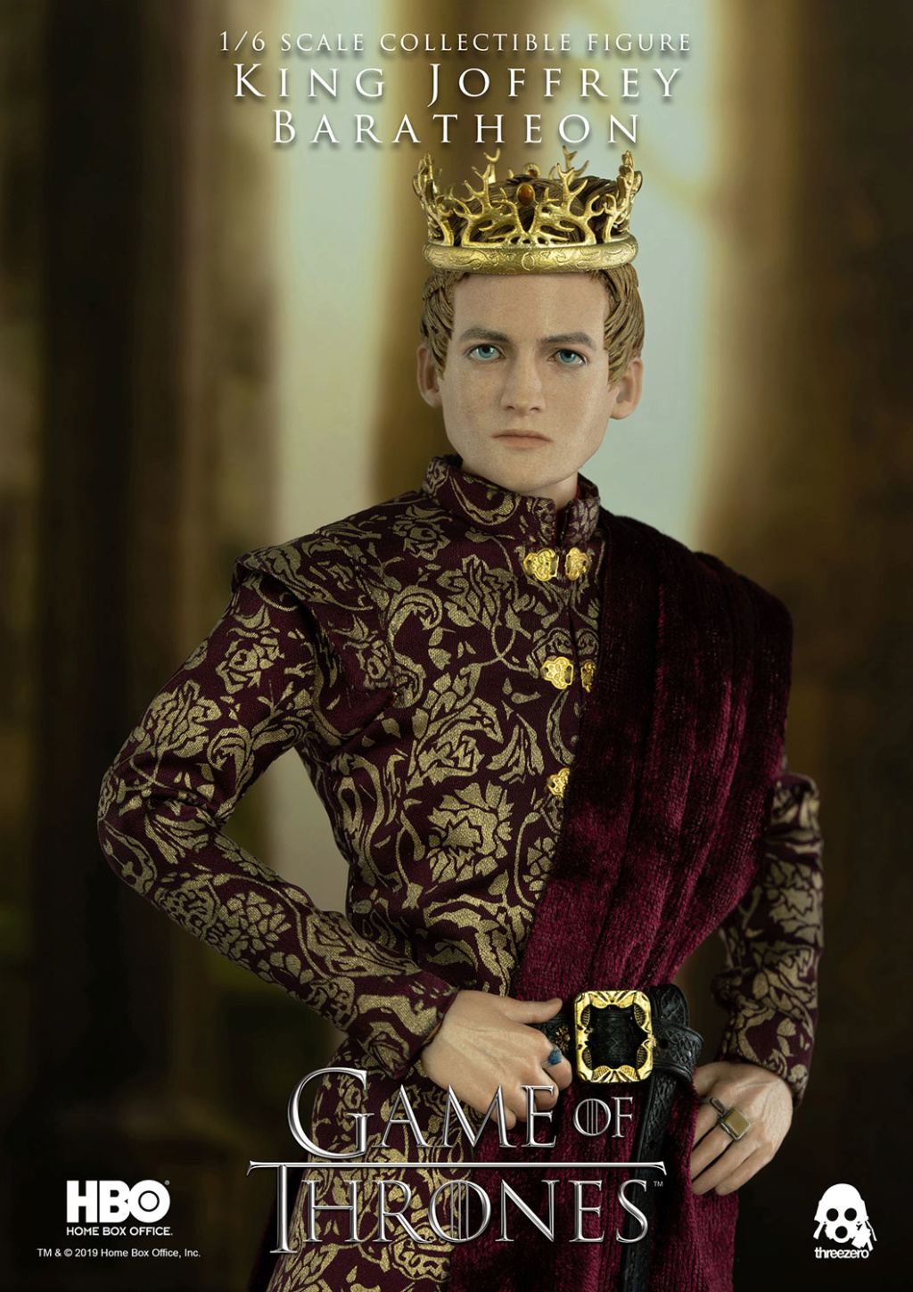 TVShow - NEW PRODUCT: ThreeZero: 1/6 scale Game of Thrones – King Joffrey Baratheon (Standard edition) & (Deluxe Edition) (UPDATED) Got_kj12
