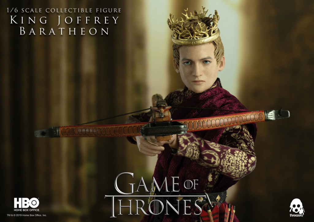 TVShow - NEW PRODUCT: ThreeZero: 1/6 scale Game of Thrones – King Joffrey Baratheon (Standard edition) & (Deluxe Edition) (UPDATED) Got_kj13