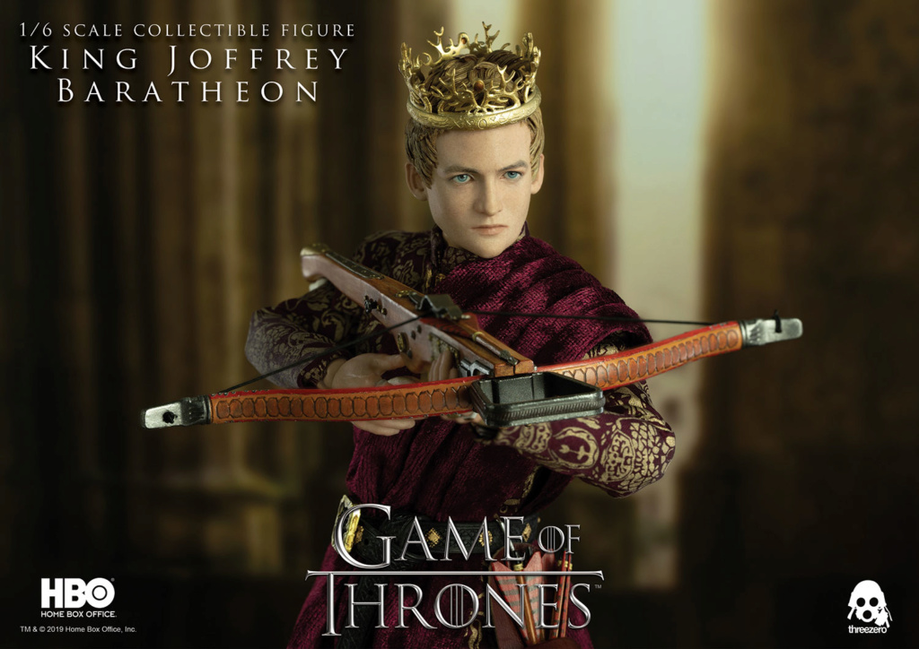 TVShow - NEW PRODUCT: ThreeZero: 1/6 scale Game of Thrones – King Joffrey Baratheon (Standard edition) & (Deluxe Edition) (UPDATED) Got_kj14