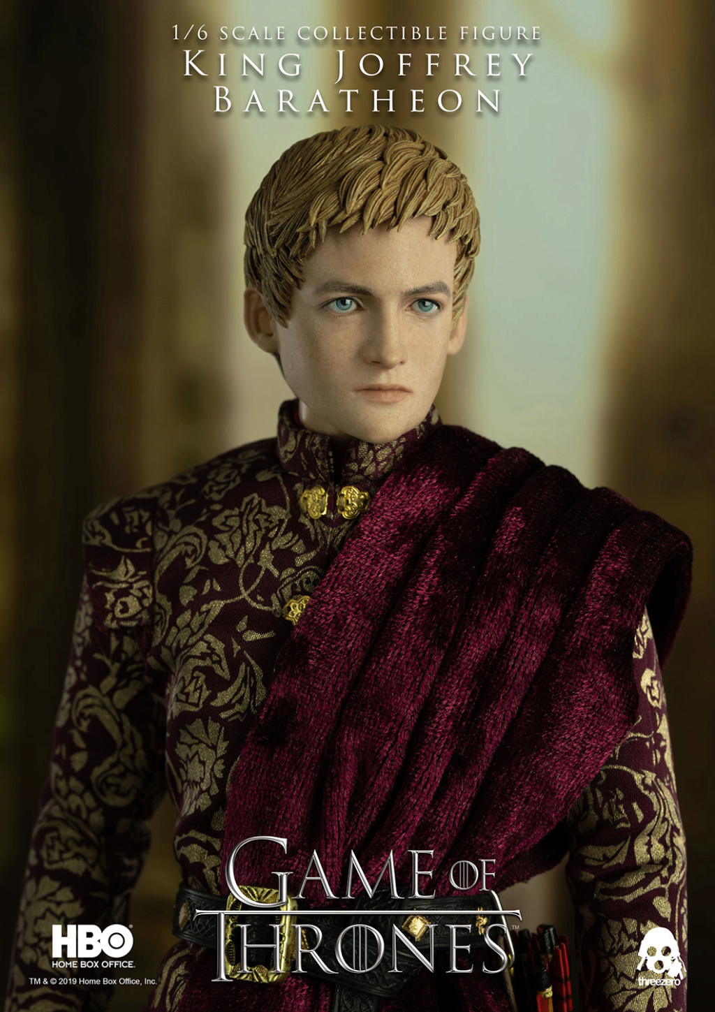 TVShow - NEW PRODUCT: ThreeZero: 1/6 scale Game of Thrones – King Joffrey Baratheon (Standard edition) & (Deluxe Edition) (UPDATED) Got_kj15