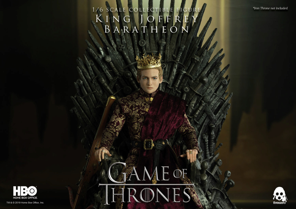 TVShow - NEW PRODUCT: ThreeZero: 1/6 scale Game of Thrones – King Joffrey Baratheon (Standard edition) & (Deluxe Edition) (UPDATED) Got_kj16