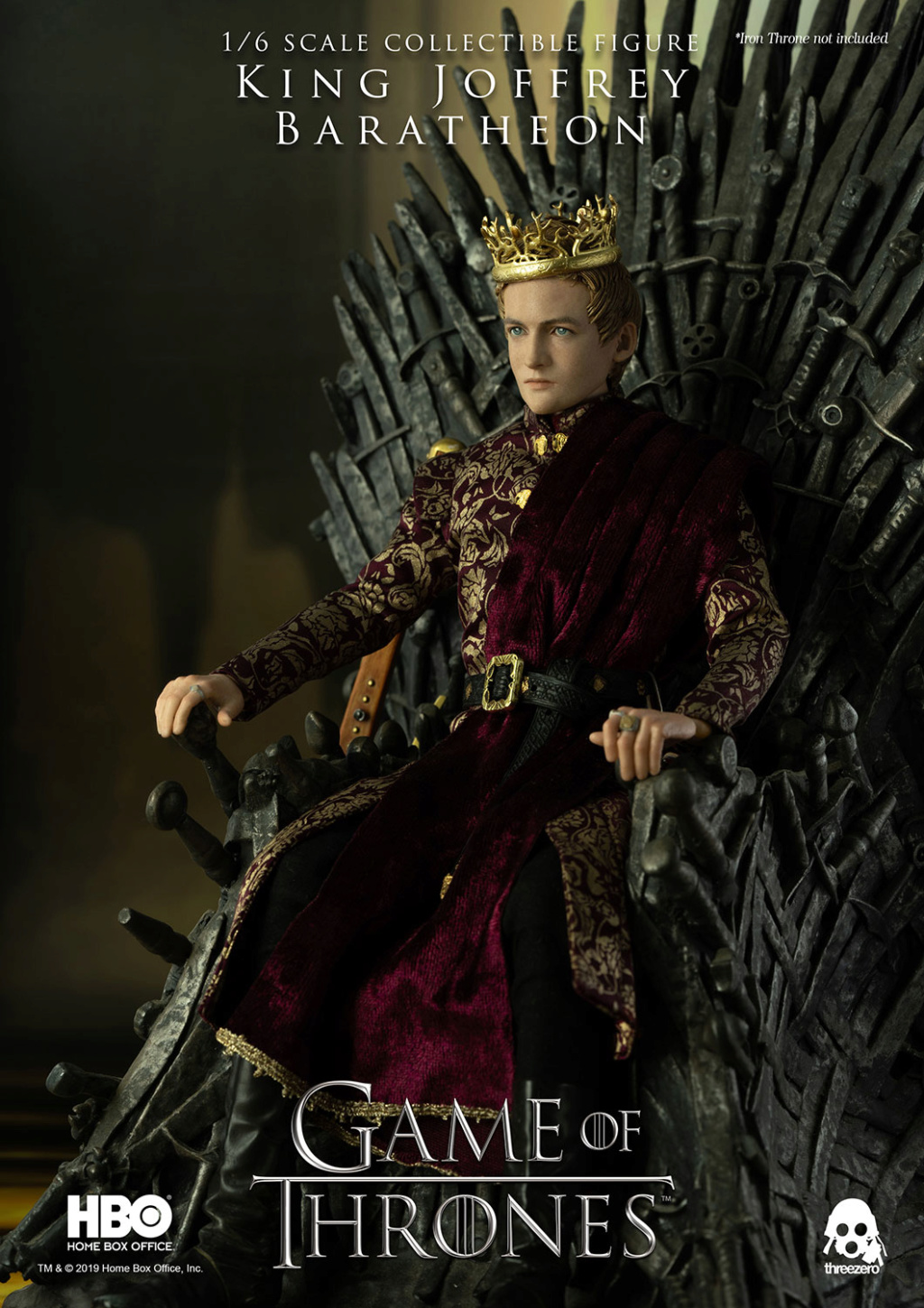 TVShow - NEW PRODUCT: ThreeZero: 1/6 scale Game of Thrones – King Joffrey Baratheon (Standard edition) & (Deluxe Edition) (UPDATED) Got_kj20