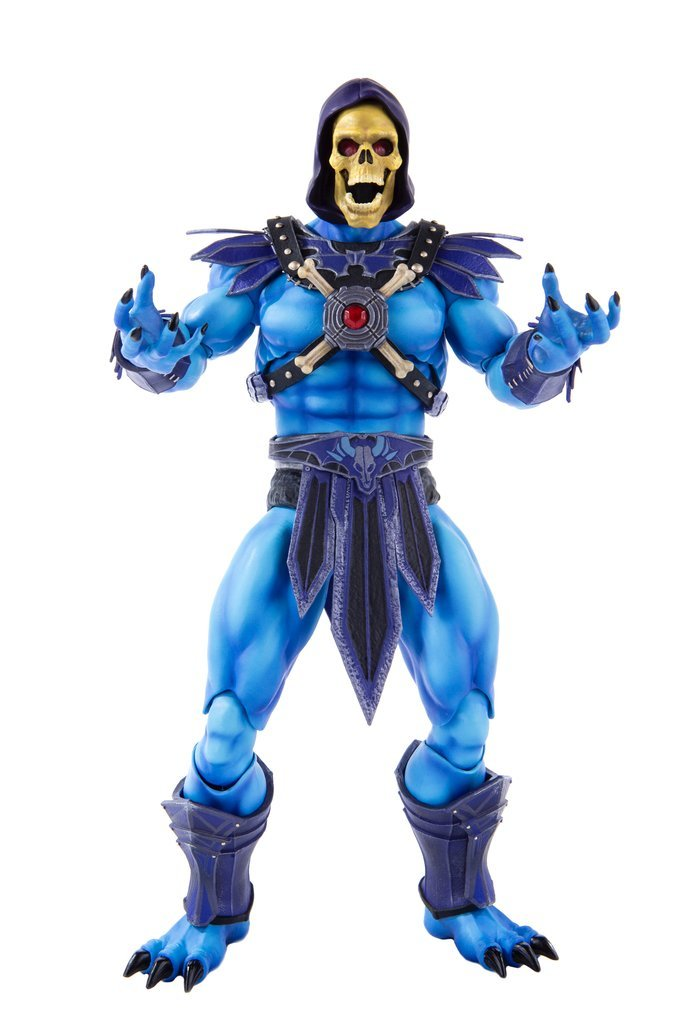 NEW PRODUCT: MONDO TEES SKELETOR 1/6 SCALE COLLECTIBLE ACTION FIGURE He-man11