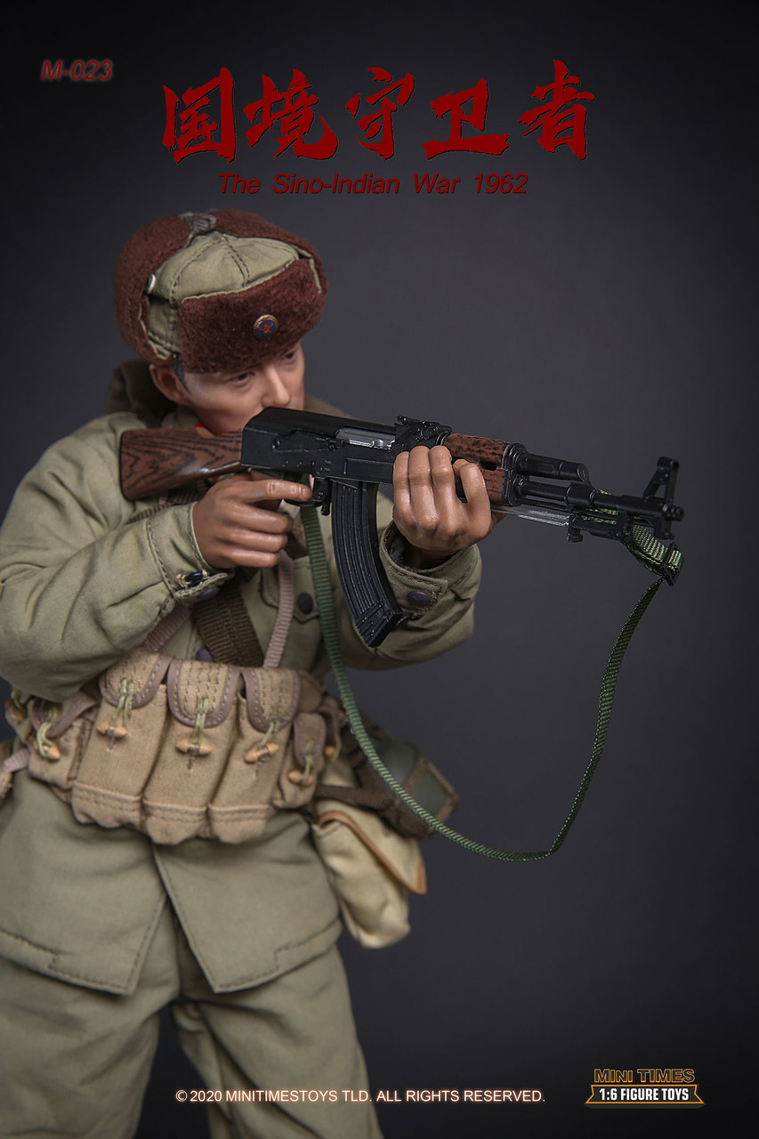 military - NEW PRODUCT: MINI TIMES TOYS: SINO-INDIAN WAR 1962 PLA SOLDIER 1/6 SCALE ACTION FIGURE M023 Image019