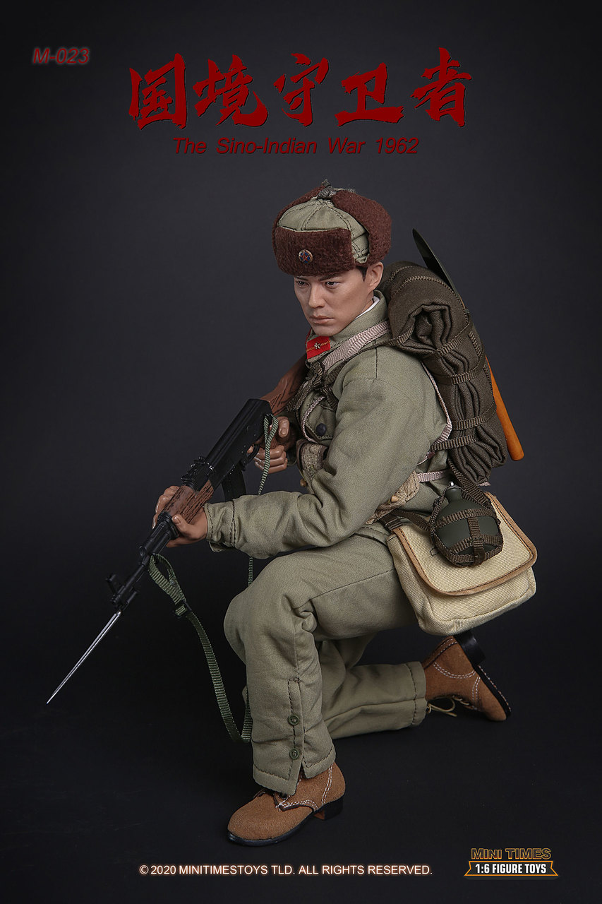 Military - NEW PRODUCT: MINI TIMES TOYS: SINO-INDIAN WAR 1962 PLA SOLDIER 1/6 SCALE ACTION FIGURE M023 Image020
