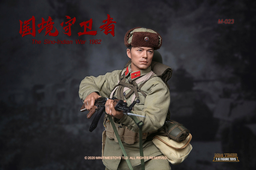 military - NEW PRODUCT: MINI TIMES TOYS: SINO-INDIAN WAR 1962 PLA SOLDIER 1/6 SCALE ACTION FIGURE M023 Image022