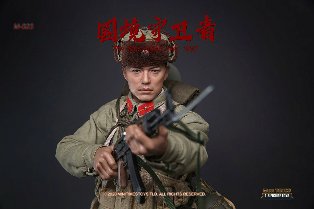 military - NEW PRODUCT: MINI TIMES TOYS: SINO-INDIAN WAR 1962 PLA SOLDIER 1/6 SCALE ACTION FIGURE M023 Image023