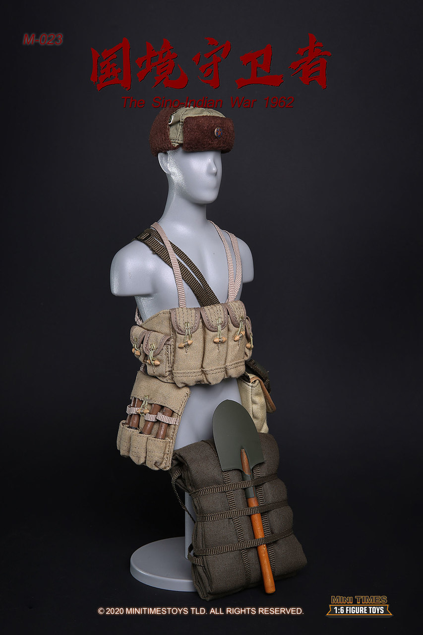 military - NEW PRODUCT: MINI TIMES TOYS: SINO-INDIAN WAR 1962 PLA SOLDIER 1/6 SCALE ACTION FIGURE M023 Image024