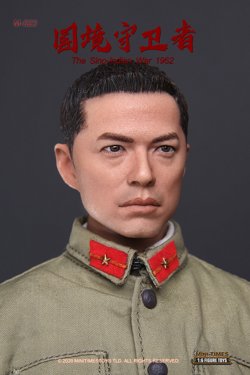 Military - NEW PRODUCT: MINI TIMES TOYS: SINO-INDIAN WAR 1962 PLA SOLDIER 1/6 SCALE ACTION FIGURE M023 Image026