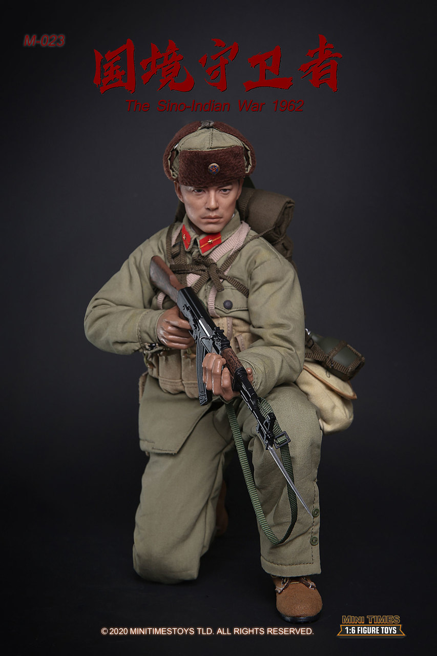 Military - NEW PRODUCT: MINI TIMES TOYS: SINO-INDIAN WAR 1962 PLA SOLDIER 1/6 SCALE ACTION FIGURE M023 Image031