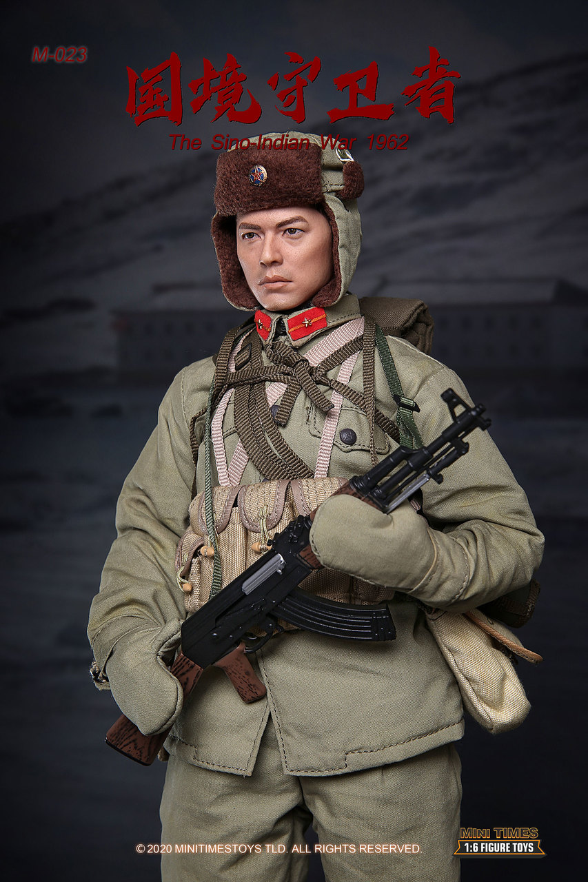 Military - NEW PRODUCT: MINI TIMES TOYS: SINO-INDIAN WAR 1962 PLA SOLDIER 1/6 SCALE ACTION FIGURE M023 Image032